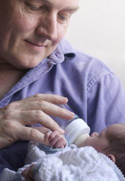 Geburtsvorbereitung für werdende väter